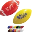 """6"""" Mini Plastic Football - Mini plastic football, 6"""". Made of durable blow molded plastic."""
