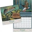 Kingswood Collection Sportsman Appointment Calendar - Sportsman 13 month stitched appointment calendar