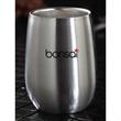 Stemless Vacuum Wine Glass