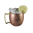 Moscow Mule - Moscow Mule. Features: 20 oz. capacity, copper plated exterior, nickle plated interior, cast brass handle.