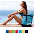 """Island Hopper Bag (TM) - Fashion tote bag. 19"""" x 17"""" x 7""""."""