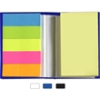 Compact Sticky Notes and Flags Notepad Notebook