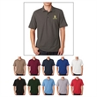 UltraClub (R) Men's Basic Blended Pique Polo