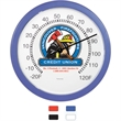 """Fahrenheit 10"""" Wall Thermometer - 10"""" wall thermometer."""