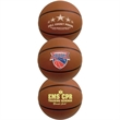 """Full Size Synthetic Leather Basketball - Full size synthetic leather basketball; 29.5"""" in circumference."""