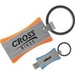 4GB iSlide Drive (TM) Tier 1 - Sliding USB 2.0 drive with large key ring.