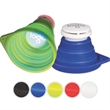Collapsible Cone Bluetooth (R) Speaker