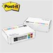 Acrylic Tray for Post-it(R) Custom Printed Notes -