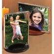 """Taconic Acrylic Photo Frame - Clear acrylic photo frame, 5"""" x 7""""."""