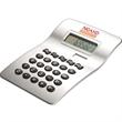 Jumbo Desk Calculator - Jumbo size calculator with angled LCD and large raised rubberized keys.