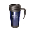 Translucent 15 Oz Travel Mug