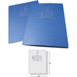 """2 Piece Report Cover With Window - Two piece report cover with window measuring 8 3/4"""" x 11 1/4"""" standard."""