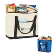 Jumbo Cooler Tote - Insulated jumbo cooler that can hold up to 48 cans