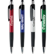 Mardi Gras™ Touch Pen - Mardi Gras Touch Features handy stylus top with metallic colored barrels, black & silver trim and ultra-smooth writing ink