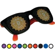 Logospecs Matte Finish Fashion Sunglasses - Matte finish novelty sunglasses