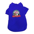 Pet T-Shirt - (Full Color Imprint) - Machine washable pet T-shirt made of 60% cotton, 40% polyester with full color, digital heat transfer imprint.
