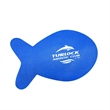 Fish Shaped Vinyl Mat - Vinyl mat made in the USA that's washable, reusable and made in the USA.