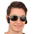 Glasses With Sideburns - Glasses with sideburns. Packed 1 dozen. Must be ordered in carton packs. Blank.