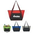 Non-Woven Insulated Kooler Tote - Non-Woven Insulated Kooler Tote.  Made of Combination 80 Gram Non-Woven, Coated Water-Resistant Polypropylene and 600D Polyester.