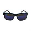 Classic Sunglasses w/ Advanced Mirrored Lens - Classic Sunglasses w/ Advanced Mirror Lens
