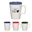14 oz. Two-Tone Java Mug