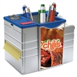 "The Ultimodesk™ - Desk Caddy - Desk caddy that includes a tape dispenser, 3"" x 3"" self-adhesive note pads, sticky flags and a pencil caddy. Ohio."