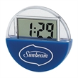Suction Cup LCD Clock and Calendar