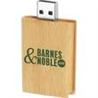 Eco Book Wood Drive™ EB - Wooden book USB 2.0 drive.