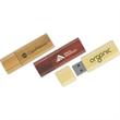 8GB Eco Metropolis Drive (TM) EM - Stylish wood USB 2.0 drive.