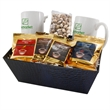 Tray w/ Mugs and Pistachios