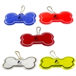 DOGGIE BONE REFLECTIVE TAG - The Doggie Collar Reflective Tag is a reflective collar tag that can be used as a great giveaway