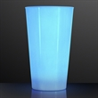 16 Oz. LED Blue Glow Cup