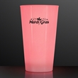 16 Oz. LED Red Glow Cup