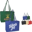 Brand Gear™All Around Shopping Tote™ - Heavyweight 90 gram polypropylene, recyclable non-woven tote bag.