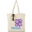 Brand Gear™ Bali Tote Bag™ - Natural 6 oz. cotton canvas tote bag with comfortable handles.