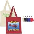 Brand Gear™ Kauai Tote Bag™ - Large canvas cotton tote bag.