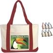 Brand Gear™ Coronado Tote Bag™ - Tote bag made of cotton canvas.