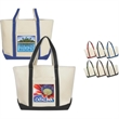 Brand Gear™ Catalina™ XLTote Bag - Tote bag made of cotton canvas.