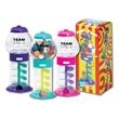 Assorted Color Mini Bubble Gum Machine - Assorted color mini bubble gum machine