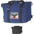 Brand Gear (TM) Tailgate Tote Cooler (TM) - 600 Denier polyester exterior, insulated cooler.