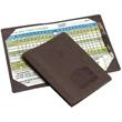 Woodbury™ Golf Scorecard Holder - Golf scorecard holder.