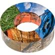 Mini Magic Ring (R) - Customizable puzzle ring, overseas direct.