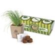 GrowPot Eco-Planter Herb 3 Pack