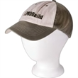 6 Panel Hat - Fully customizable one-size-fits-all 6-panel hat from the color of the panels to the thread.
