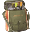 Daypack Picnic Cooler - Picnic cooler, insulated 600 denier polyester and adjustable straps.