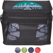 Diamond Lunch Cooler - 600-denier poly lunch cooler