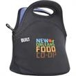 Built(R) Gourmet Getaway (TM) Mini lunch tote - Mini lunch tote with zip closure and soft-grip handles.