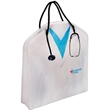 Doctor Tote with Lab Coat and Stethoscope Graphic