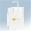 Amber-White - Paper Bag