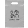 Die Cut Handle Bag-9 1/2 X 14 - Plastic Bag